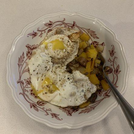 Dad's Super Simple Quinoa Breakfast Bowl